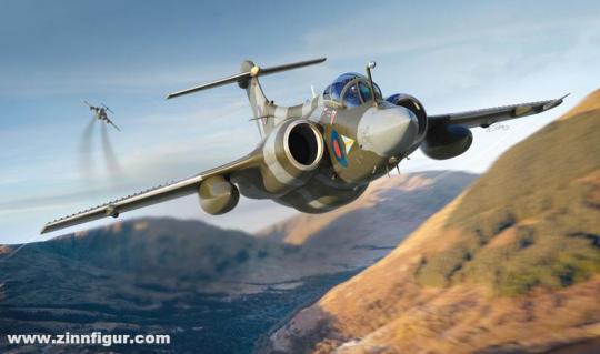 Blackburn Buccaneer S.2/Mk.2 RAF