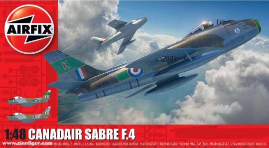 Canadair Sabre F.4