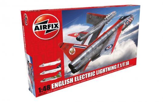 English Electric Lightning F.1/F.1A