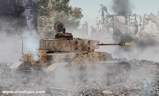 Panzer IV Ausf.H - Mittlere Version