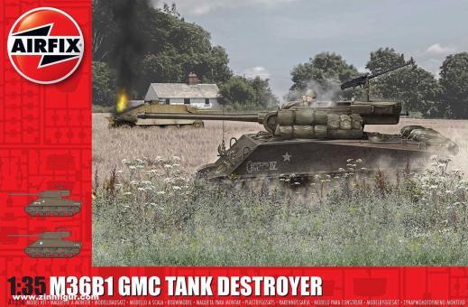 "M36B1 GMC ""US Army"""