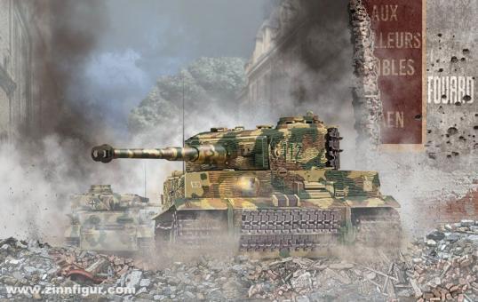 Tiger I Späte Version