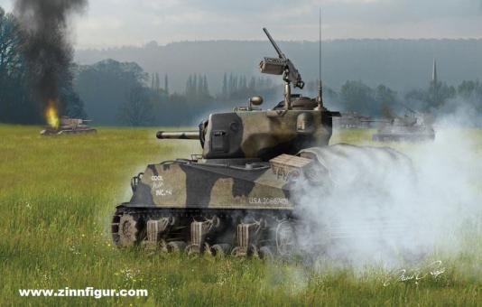 """M4A3(76)W Sherman """"Battle of the Bulge"""""""