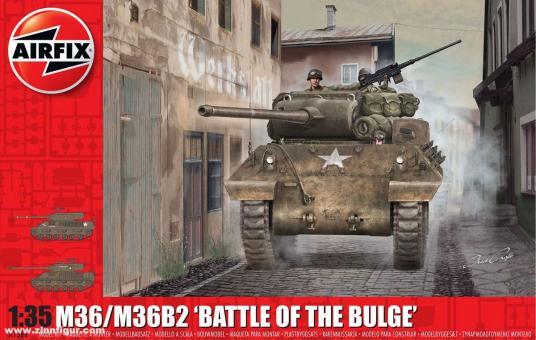 """M36/M36B2 """"Ardennen Offensive"""""""