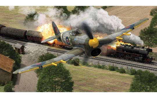 """Hawker Typhoon Mk.Ib """"Autotür"""""""