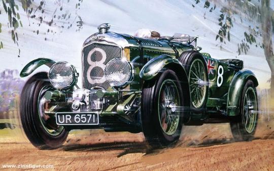 1930 Bentley 4,5 Liter