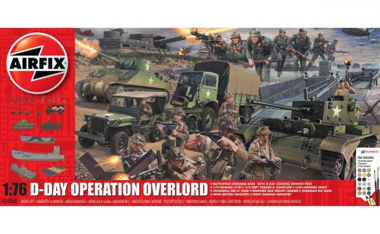 "D-Day Operation Overlord Set - ""75. Jahrestag"""