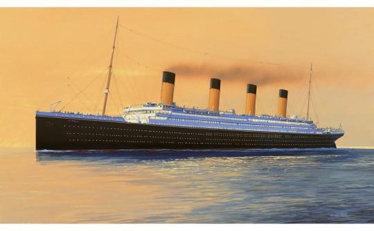 RMS Titanic - Geschenkset