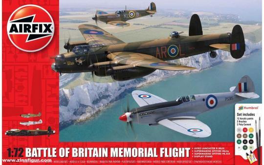 Battle of Britain Memorial Flight - Geschenkset