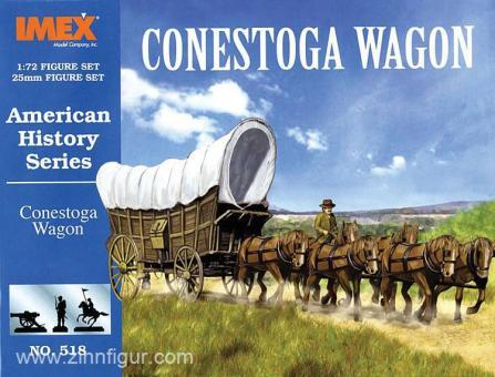 Conestoga Wagon - Planwagen