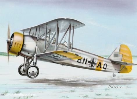 """Praga E-241 """"Luftwaffe"""""""