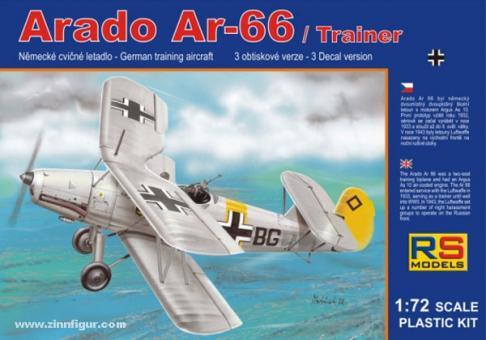 Arado Ar 66 Trainer