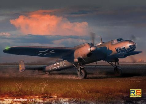 Dornier Do 17F