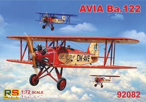 Avia B-122