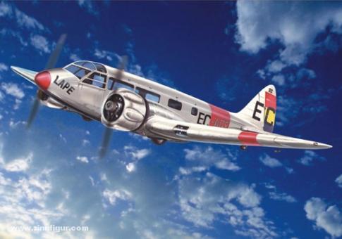 """Airspeed Envoy """"Cheetah Motor"""""""