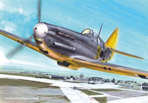 """Dewoitine D.520 """"Luftwaffe"""""""