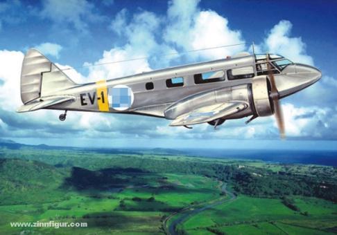 "Airspeed Envoy ""Castor Motor"""