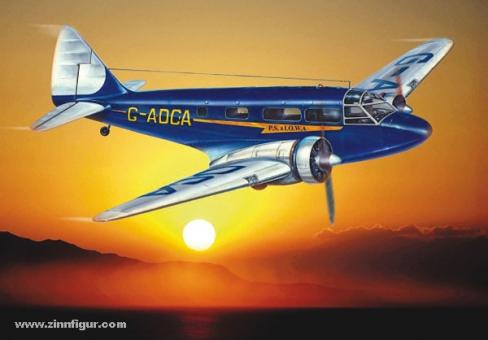 """Airspeed Envoy """"Lynx Motor"""""""