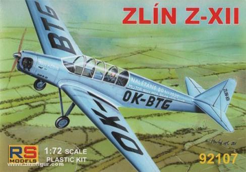 Zlin Z-XII