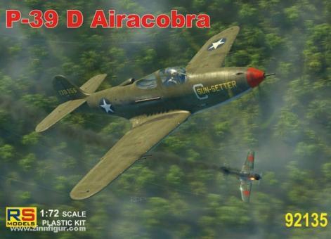 P-39D/F/K Airacobra