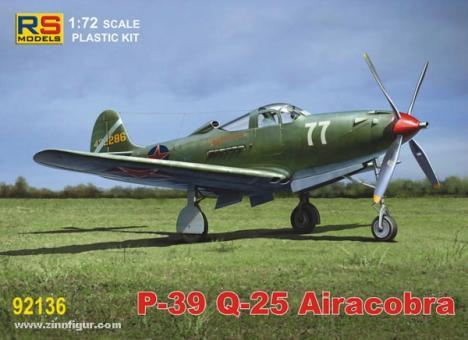 P-39Q-25 Airacobra