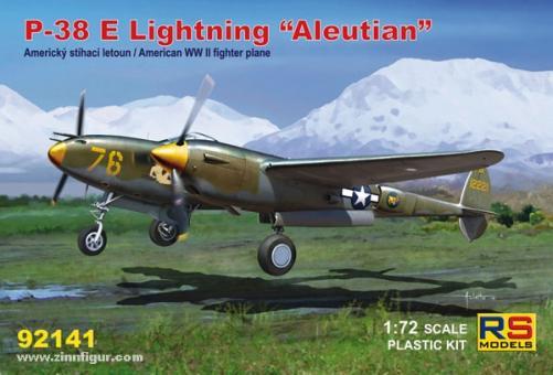 P-38E Aleutian