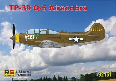TP-39Q-5 Airacobra