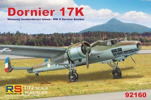 Dornier Do 17K