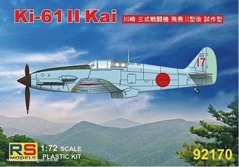 Ki-61 II Kai