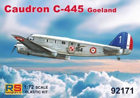 Caudron C.445