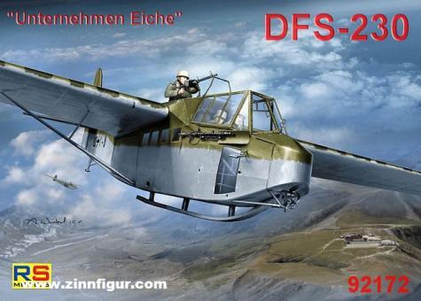 """DFS-230 """"Unternehmen Eiche"""""""