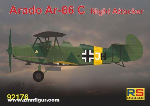 Ar 66C Nacht-Trainer