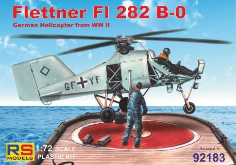 Flettner Fl 282 B-0