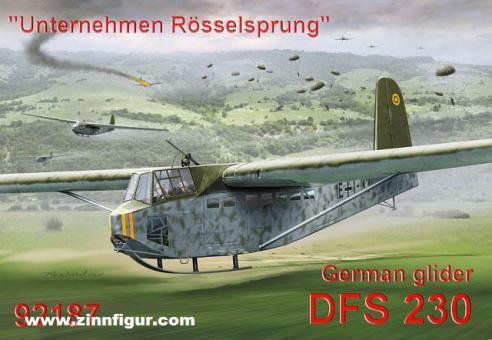 """DFS-230 """"Unternehmen Rösselsprung"""""""