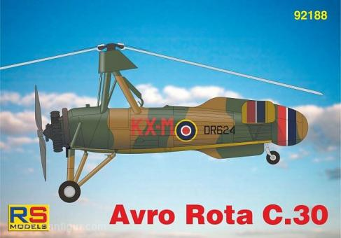 Avro Rota C.30A