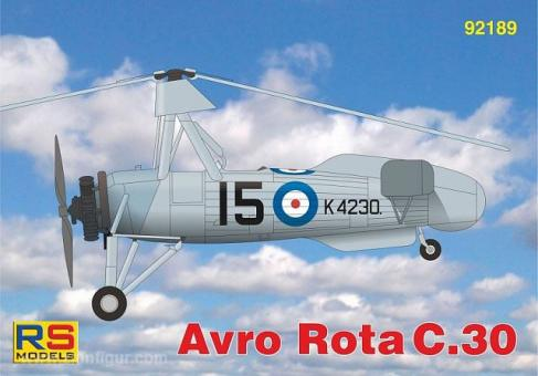 Avro Rota / Cierva C.30