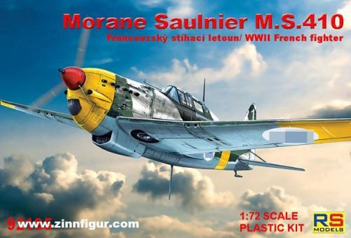 Morane Saulnier MS.410