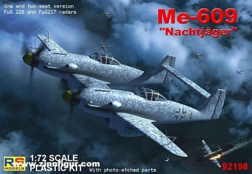 Me 609 Nachtjäger