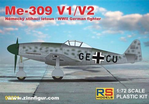 Me 309V-1/V-2