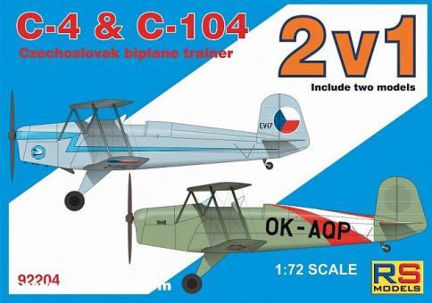 C-4 & C-104