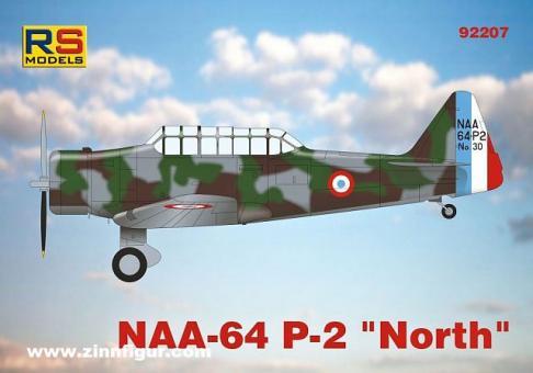 """NAA-64 P-2 """"North"""""""