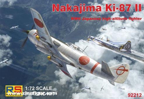 Nakajima Ki-87-II