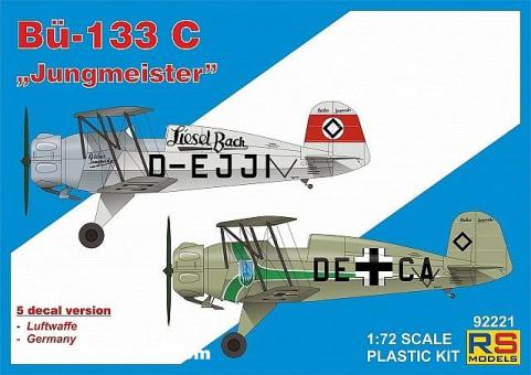 """Bücker Bü 133C """"Jungmeister"""""""