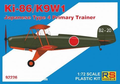 Kosukai Ki-86 / K9W1