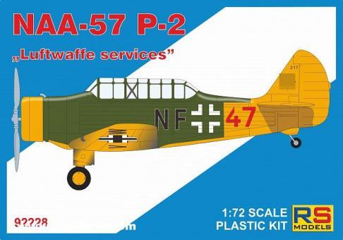 "NAA-57 ""Luftwaffe"""
