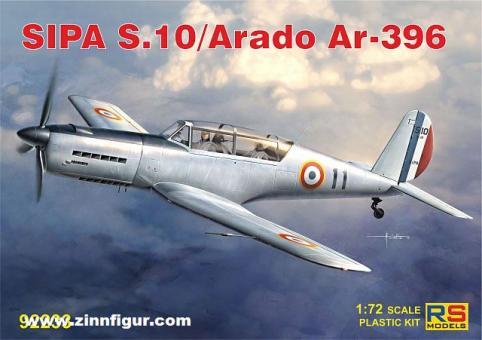 SIPA S.10 / Arado Ar 396