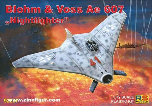 Blohm & Voss Ae 607 Nachtjäger