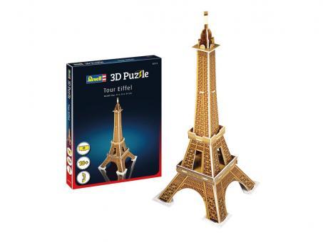 Eiffelturm - 3D Puzzle