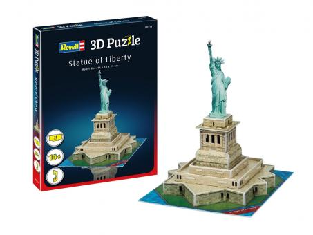 Freiheitsstatue - 3D Puzzle