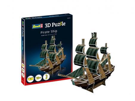 Piratenschiff - 3D Puzzle